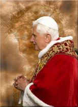Papa Bento XVI_seguidor de Cristo