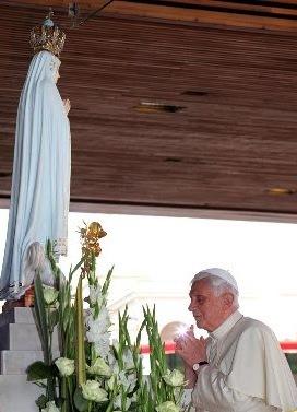 Papa Bento XVI_26-05-2010_Visita Fátima