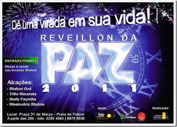 Reveillon da Paz_2010-2011