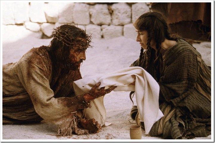Jesus e Verônica