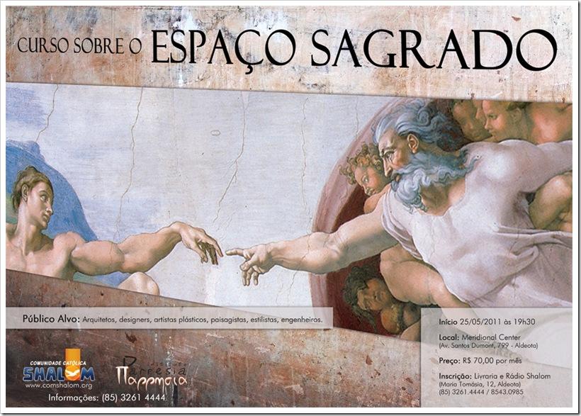 Curso Espaço Sagrado 2-cartaz