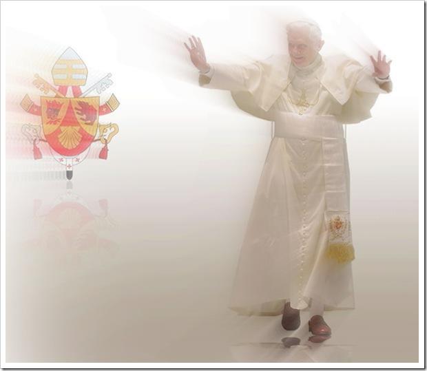Brasão Papa Bento XVI.