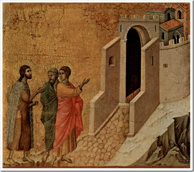jesus showing buyers a cute three bedroom two bath that's priced to move 1576x1391 Duccio_di_Buoninsegna_Emaus