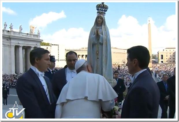 Papa e Maria